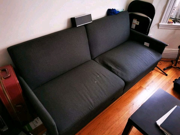 Sensational Used Sofa Bed For Sale In Boston Letgo Pdpeps Interior Chair Design Pdpepsorg