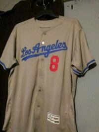 Machado jersey 8  Norwalk