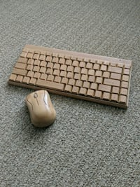 Bamboo wireless keyboard with mouse Washington, 20024