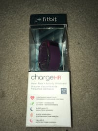 Fitbit Charge HR Wireless Activity Wristband $55 NO TRADES Indianapolis, 46222