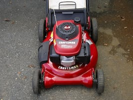 "*Sears Craftsman DLM Pro/Commercial Series 21"" Mulcher/Rear Bagger Lawnmower With Honda 5.5 Hp Engine*"
