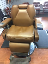 Two Barber Chair