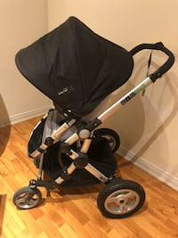 baby's black and gray stroller Mississauga, L5B 4B1