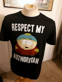 South park t shirt size L  Edmonton, T5N 2Z9
