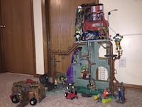Ninja Turtles Sewer Lair Jenison, 49428