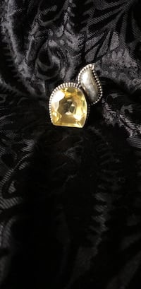 black and gold-colored ring Phoenix, 85004