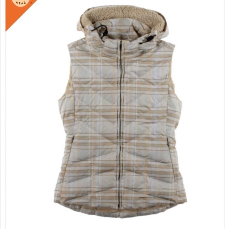 Photo Patagonia Goose Down Hooded Vest