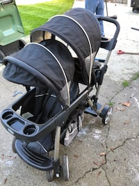 Double sit and stand stroller Aldergrove, V4W