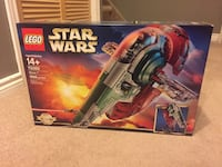 Lego Star Wars SLAVE 1 - (UCS) set 75060. BNIB still sealed  Ajax, L1T 1V1
