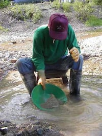 gold panning lessons Jacksonville