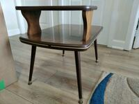 Solid wood side table Brampton, L6P 2Z6