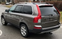 2010 VOLVO XC90 AWD 5dr I6/7 Pass./Heated Seats/BLIS/Folded Sideview Mirrors/Sunroof/Leather Int. Toronto