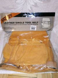 Leather single tool belt  Mississauga, L4Y 3A2