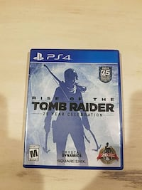 Rise of the Tomb Raider PS4 Townville, 29689