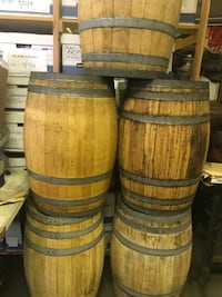 brown and black wooden barrel St. Louis, 63143