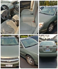 gray Chevrolet car collage