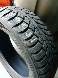 185/60r15 winter tire.  only one for 35. Newmarket, L3Y 7T6