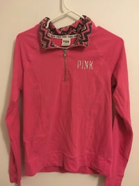pink and black Pink by Victoria's Secret sweatshirt Niagara-on-the-Lake