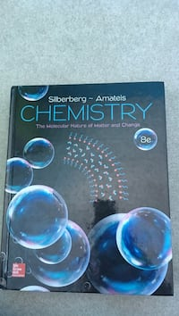 Introductory to Chemistry-Silberberg Textbook null, T7Y