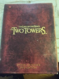 Lord of the Rings Two Towers Special Edition  New York, 10030