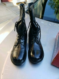 Army Jump Boots Los Angeles, 90068