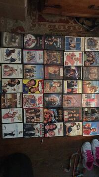 Movie DVD's for sale