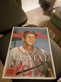 Sports Illustrated Stan Musial Saint Charles, 63303