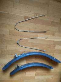 Bicycle screens with accessories Bergen, 5015