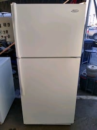 Whirlpool Top Bottom Fridge