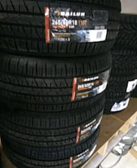 Sailun 4 brand new tires 265/60/18  Markham, L3P 1M4