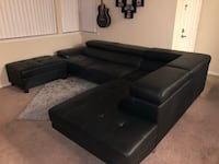 Black Sectional Couch Fresno, 93710
