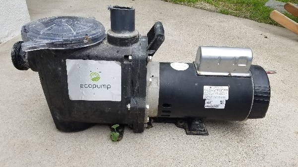 Ecopump Ep6 Pool Pump