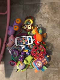 toddler's assorted toys Oakland Park, 33334