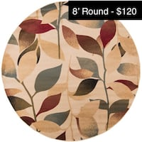 Brand New Round Area Rug 8' Oakville, L6M 4J9