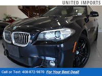 2015 BMW 535i xDrive Sedan San Jose, 95129