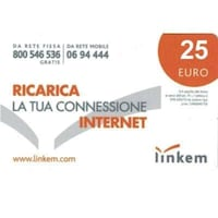 Linkem 25 Euro Ricarica Metropolitan City of Florence, 50019