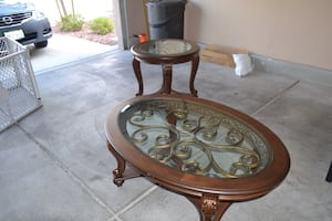 Coffee table and end table Set!!