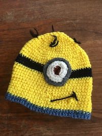 Crochet Minion Hat Everett, 98203