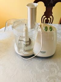 white and gray power juicer Atwater, 95301
