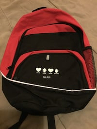 Small Backpack Memphis, 38104