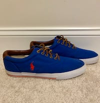 Polo Ralph Lauren Shoes Mens 11 Waterford