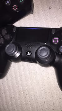 black Sony PS4 wireless controller Alexandria, 22314