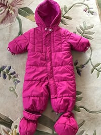 Snow suit for baby