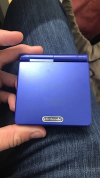 blue and black Nintendo DS Arlington, 22201