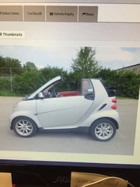 Used 2008 smart fortwo cabriolet in grand rapids for Used car motor mall gr