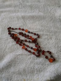 Cranberry Beaded Necklace Albuquerque, 87107
