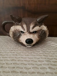 Marvel Guardians of the Galaxy Rocket Raccoon mug. Whitby, L1P 1A2