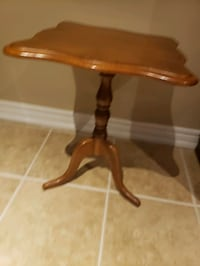 Vintage small side table Toronto, M9C 4T4