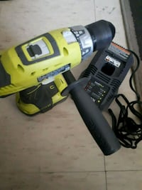 yellow and black Dewalt cordless power drill Toronto, M1T 2G5