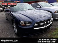 Dodge Charger 2013 Baltimore, 21207